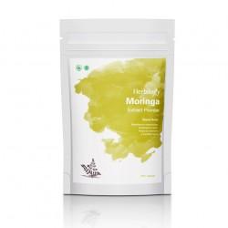 Herbilogy Moringa (Daun Kelor) Extract Powder 100g