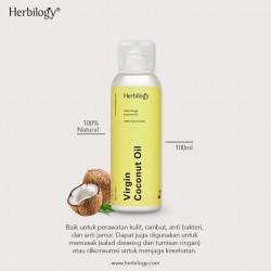 Herbilogy Virgin Coconut Oil (VCO) 100ml