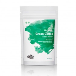 Herbilogy Green Coffee (Biji Kopi Hijau) Extract Powder 100g