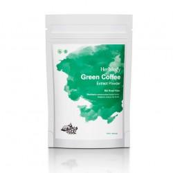 Herbilogy Green Coffee (Biji Kopi Hijau) Extract Powder 100g