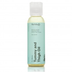 Herbilogy Tummy and Thigh Oil for Stretch Marks 100ml