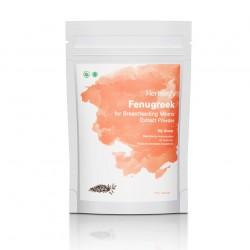 Herbilogy Fenugreek (Biji klabet) Extract Powder 100g
