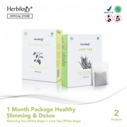 1 Month Package Health Slimming & Detox Tea