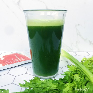 Glowing Celery Juice
