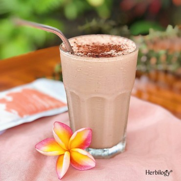 Fenugreek Snickers Smoothie