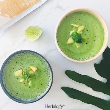 Cooling Cucumber Soup