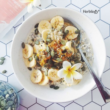 Lactation Bircher Muesli